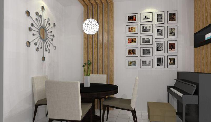 Interior Design Taman Peling
