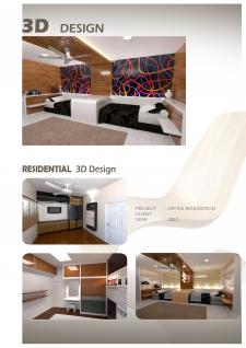 3d Residential Design N I Interior Design Furniture
